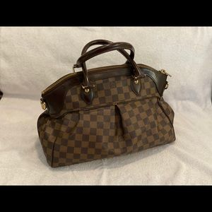 Louis Vuitton Damier Trevi Women's Tote Handbag